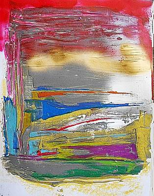 Fd266 Art Print by Ulrich De Balbian