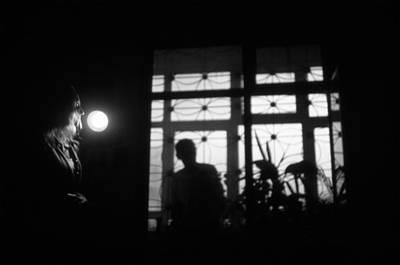 Man Ray Photograph - Fear Of The Dark by Taylan Apukovska