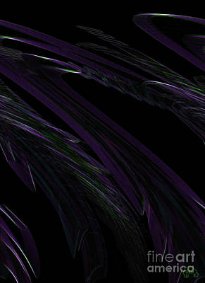 Digital Art - Feathered by Patricia Kay