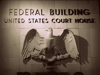 Photograph - Federal Eagle by Joseph Skompski