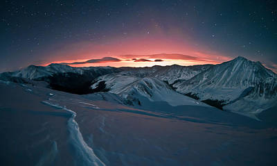 Torreys Peak Photograph - Feeding The Passion by Mike Berenson