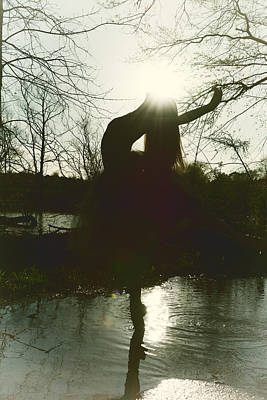 Dancer Photograph - Feel The Sun by Ryan Crane