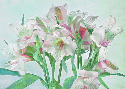 Feeling So Spring Art Print by Hal Halli