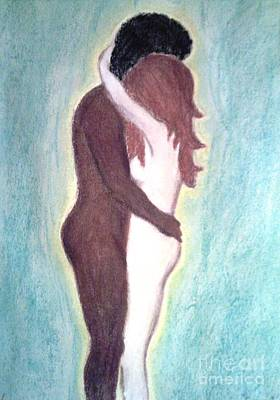 Interracial Nude Pastel - Feelings by Jessi and James Gault