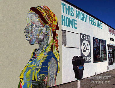Photograph - Feels Like Home by Ethna Gillespie