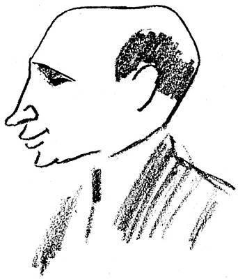 Felix Deutsch (1884-1964) Art Print by Granger