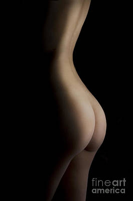 Photograph - Female Body by Jelena Jovanovic