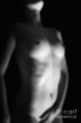 Naked Vagina Photograph - Female Lust 2 by Jochen Schoenfeld