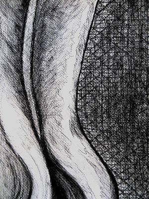 Female Nude The Backside Art Print