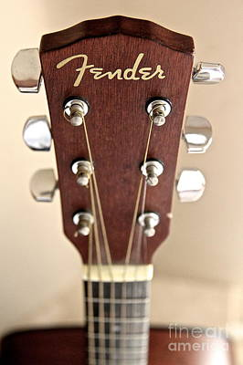 Photograph - Fender Bender by Suzanne Oesterling