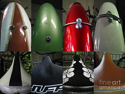 Photograph - Fenders And Rearenders by Peter Piatt