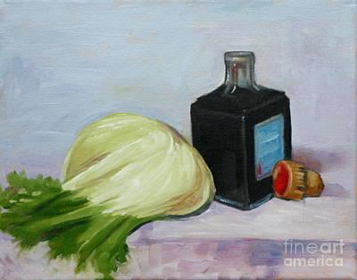 Fennel And Vinegar Bottle Original