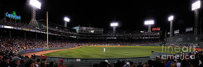 Bambino Photograph - Fenway by Bob Stone