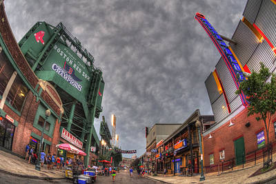 Boston Red Sox Photograph - Fenway Park 4 by Joann Vitali