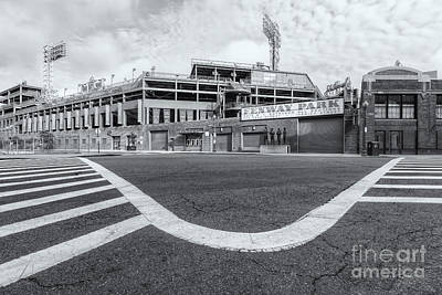 Fenway Park Photograph - Fenway Park Vi by Clarence Holmes