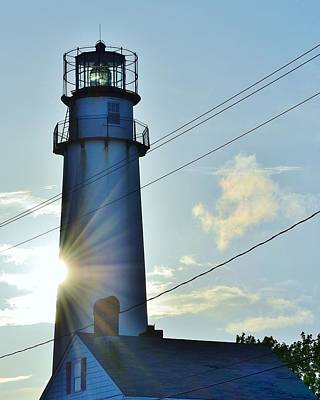 Fenwick Island Lighthouse - Delaware Art Print