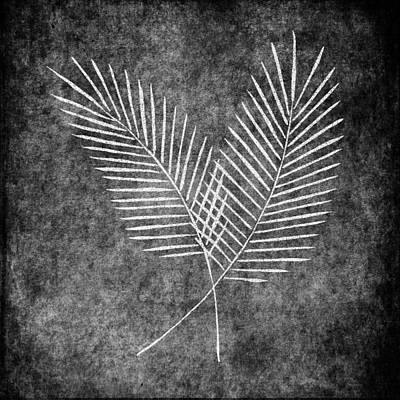 Fern Simple Art Print by Brenda Bryant