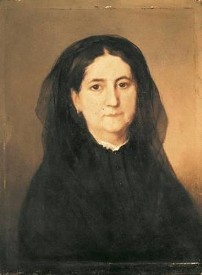 Fernan Caballero, Cecilia B�hl De Art Print