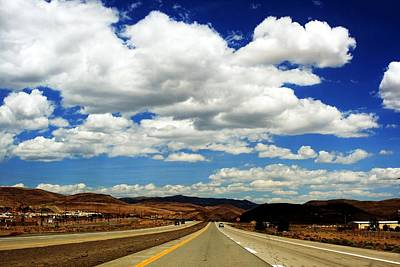 Fernley Photograph - Fernley Road by Erin Marcoccia