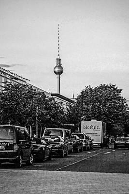 Fernsehturm-tower Original