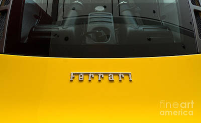 Photograph - Ferrari 01 by Rick Piper Photography