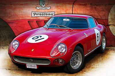 Photograph - Ferrari 275 Gtb by Stuart Row