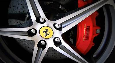 Ferrari 458 Italia Wheel Original