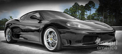 Photograph - Ferrari F430 by Ken Johnson