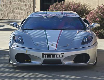Ferrari F430 X Art Print