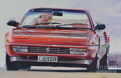 Ferrarista Original by Marco Ippaso