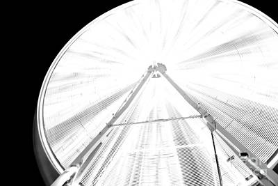 Photograph - Ferris Wheel by Chiara Corsaro