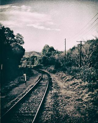 Ferrocarril Art Print