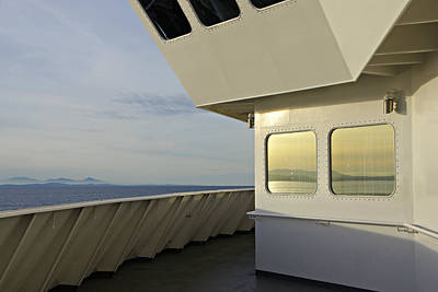 Photograph - Ferry Views by Marilyn Wilson