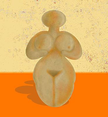 Symbol Of Fertility Digital Art - Fertility by Ricardo  De Almeida