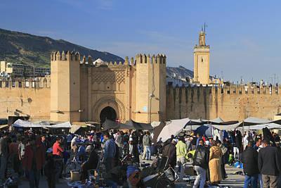 Olympic Sports - Fes Medina Morocco by Ivan Pendjakov