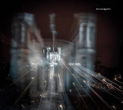 Photograph - Festival Of Lights by Stwayne Keubrick