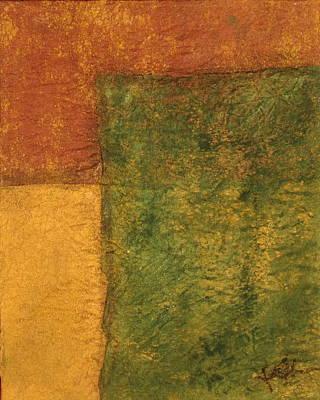Painting - Fiber 2 by Kathy Sheeran