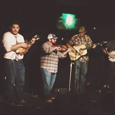 Fiddles Wall Art - Photograph - Fiddle Time #fiddle #colebrookroad by Renee Ellis
