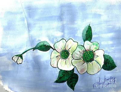 Field Flowers Art Print