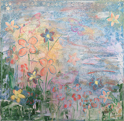 Painting - Field Of Dreams by Donna Blackhall
