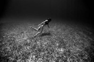 Apnea Photograph - Field Of Dreams by One ocean One breath