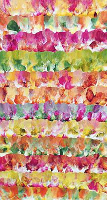 Field Of Flowers Original by Sumit Mehndiratta