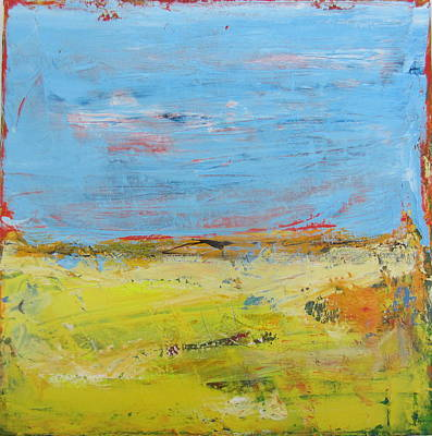 Painting - Field Trip 2 by Francine Ethier