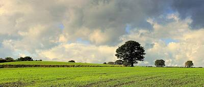 Photograph - Fields Near Handsworth by Kev Hill