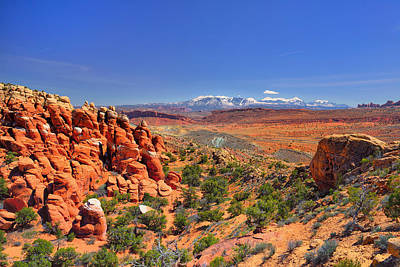 Photograph - Fiery Furnace by Greg Norrell