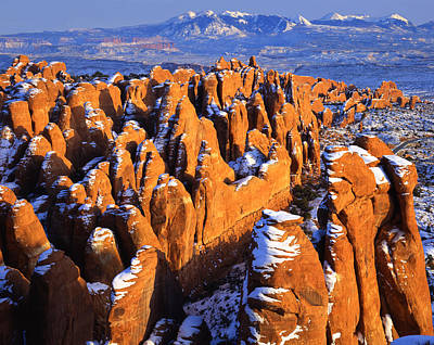 Photograph - Fiery Furnace by Ray Mathis