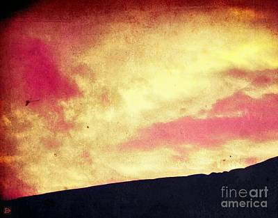 Photograph - Fiery Sky by Andy Heavens