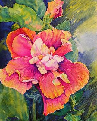 Painting - Fiesta Petals by Annika Farmer
