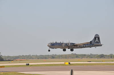 Photograph - Fifi - Into The Wild Blue Yonder by John Black