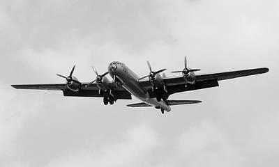 B29 Photograph - Bombs Away B29 Fifi by Andy McAfee